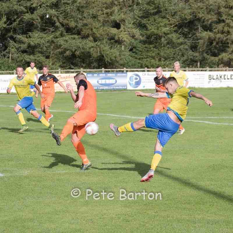 Buildbase FA Vase - Ashton Athletic 2 Athersley Recreation 0 - 10/9/16