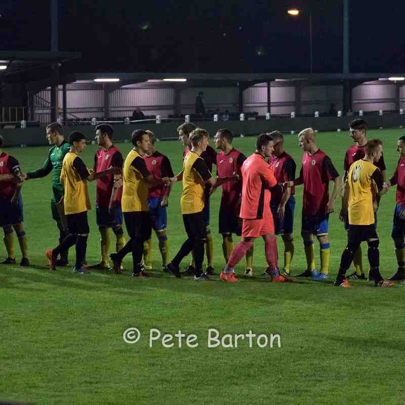 League - New Mills 2 Ashton Athletic 2 - 14/9/16