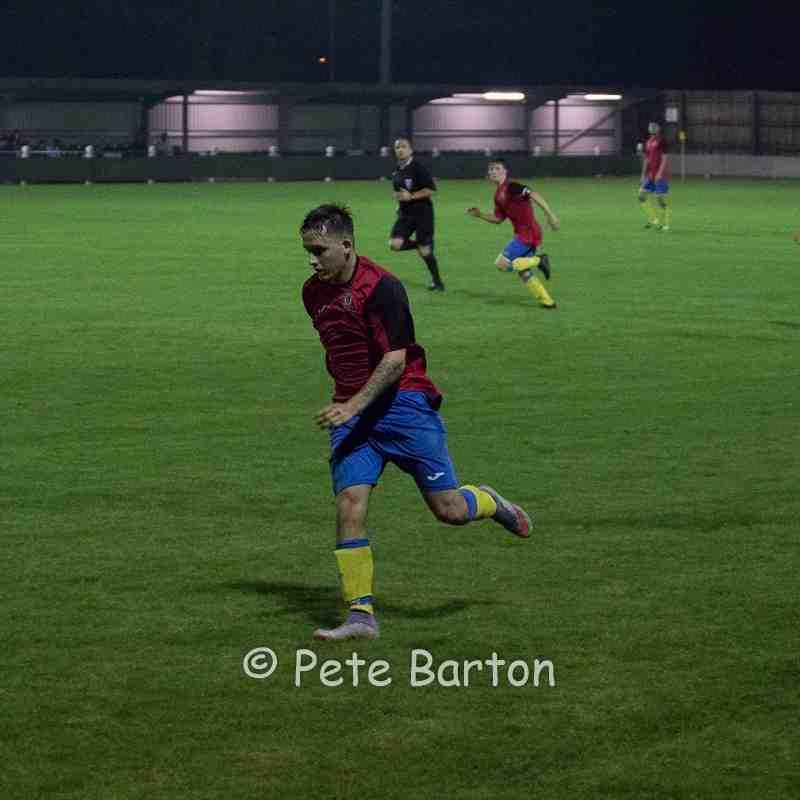 League - New Mills 2 Ashton Athletic 2 - 14/9/16