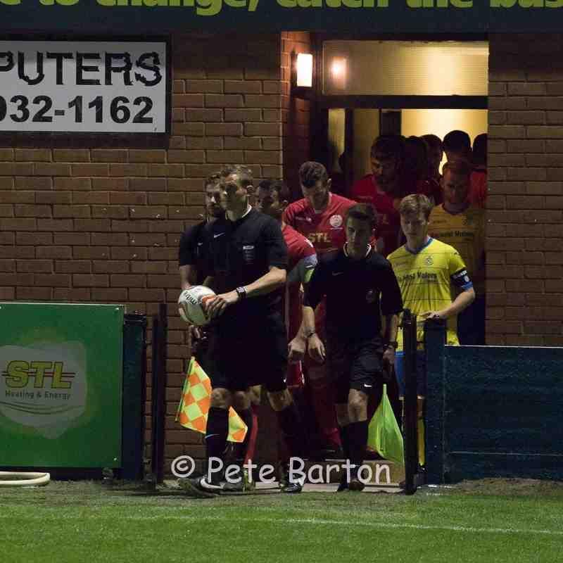 League - AFC Liverpool 3 Ashton Athletic 1 - 21/9/16