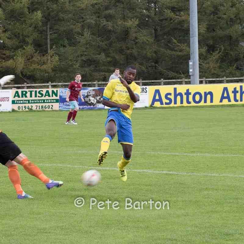 Buildbase FA Vase - Ashton Athletic 1 AFC Emley 2 - 24/9/16