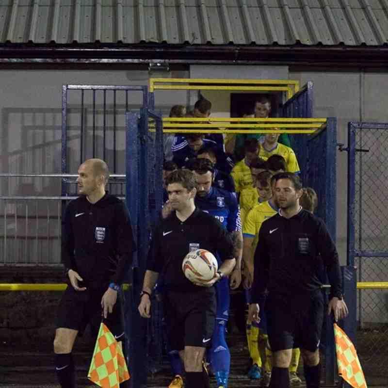 League - Ashton Athletic 3 Winsford united 0 - 27/9/16