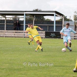Carlisle City 0 Ashton Athletic 2
