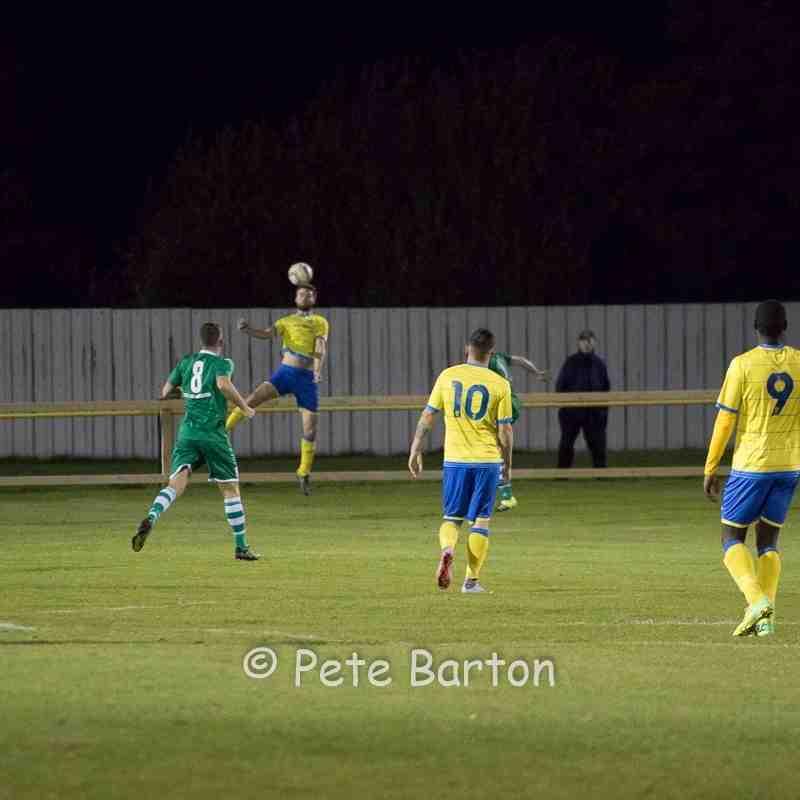 League - Ashton Athletic 0 Atherton Collieries 4 - 4/10/16