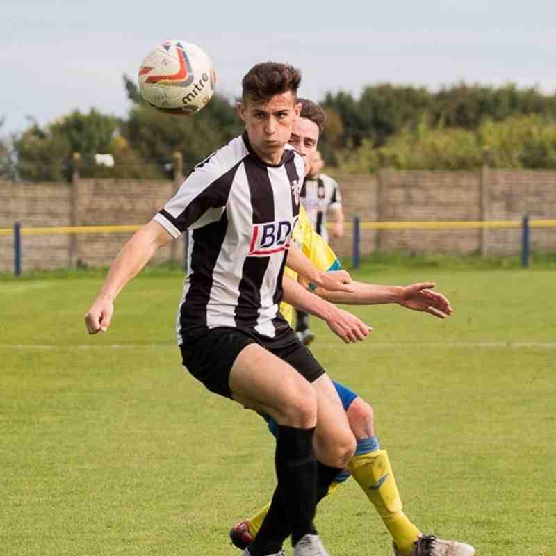 League - Ashton Athletic 6 Congleton Town 2 - 8/10/16