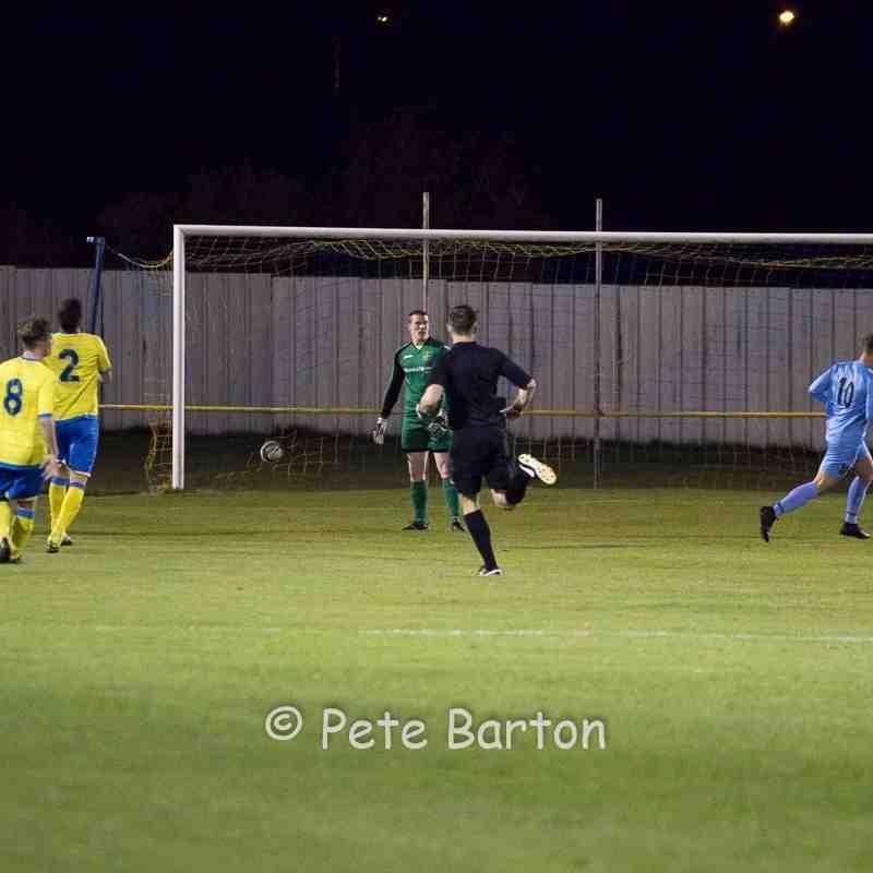 League - Ashton Athletic 2 West Didsbury & Chorlton 3 - 11/10/16