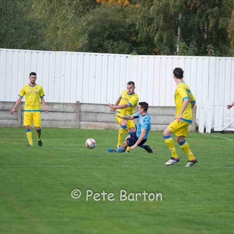 League - Runcorn Town 2 Ashton Athletic 0 - 15/10/16