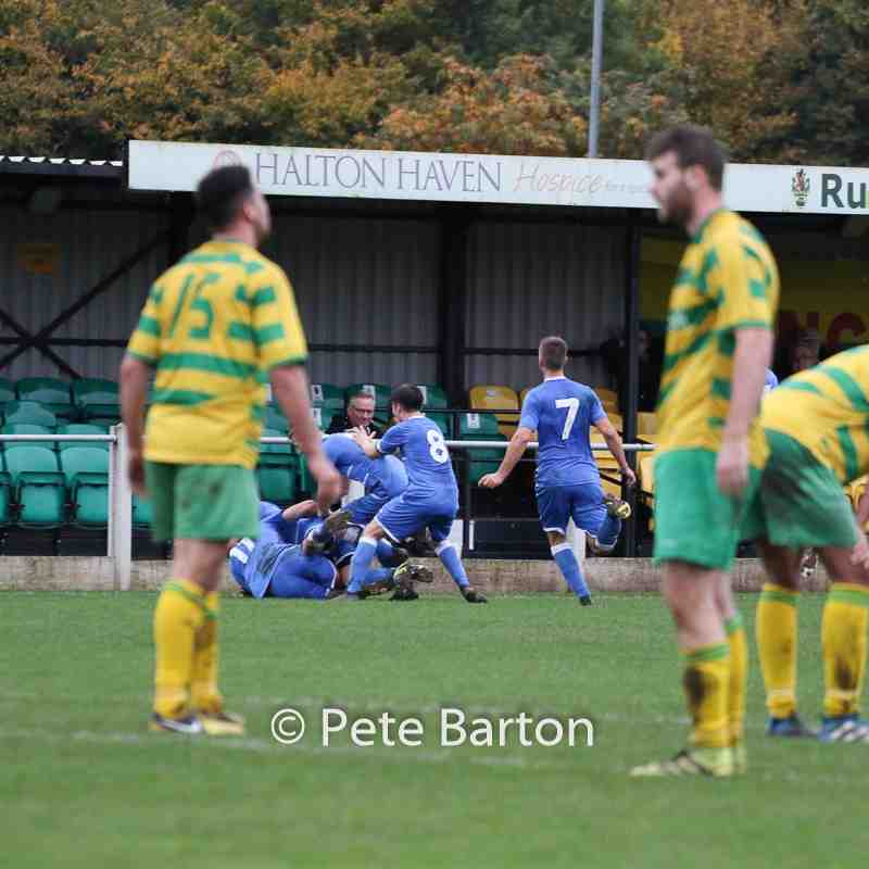 Macron Cup - Runcorn Linnets 2 Ashton Athletic 3 - 29/10/16