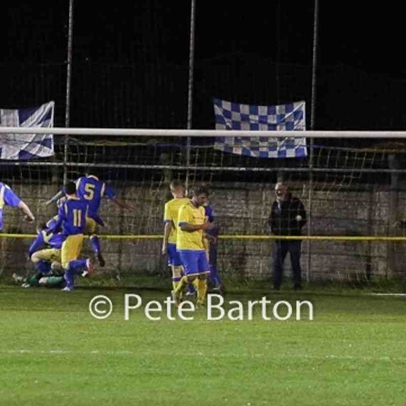 League - Ashton Athletic 0 Bootle 6 - 1/11/16