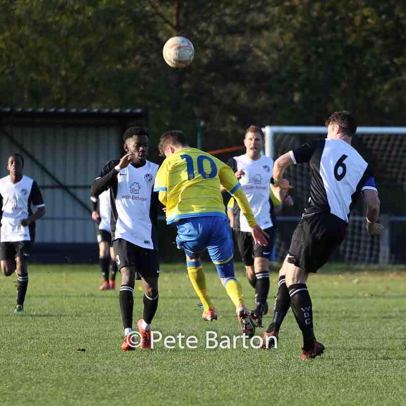 League - West Didsbury & Chorlton 2 Ashton Athletic 5 - 5/11/16