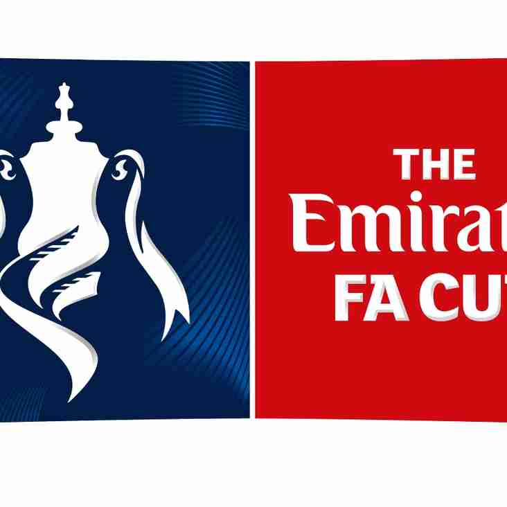 Emirates FA Cup Update - only 25 tickets left