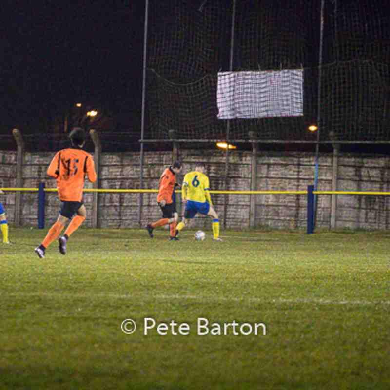 Lancashire Challenge Trophy - Ashton Athletic 3 Atherton LR 0 - 6/12/16