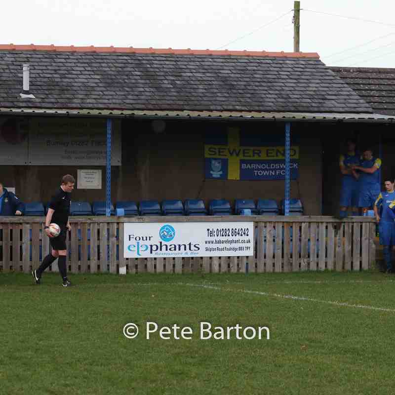 League - Barnoldswick Town 0 Ashton Athletic 0 - 17/12/16
