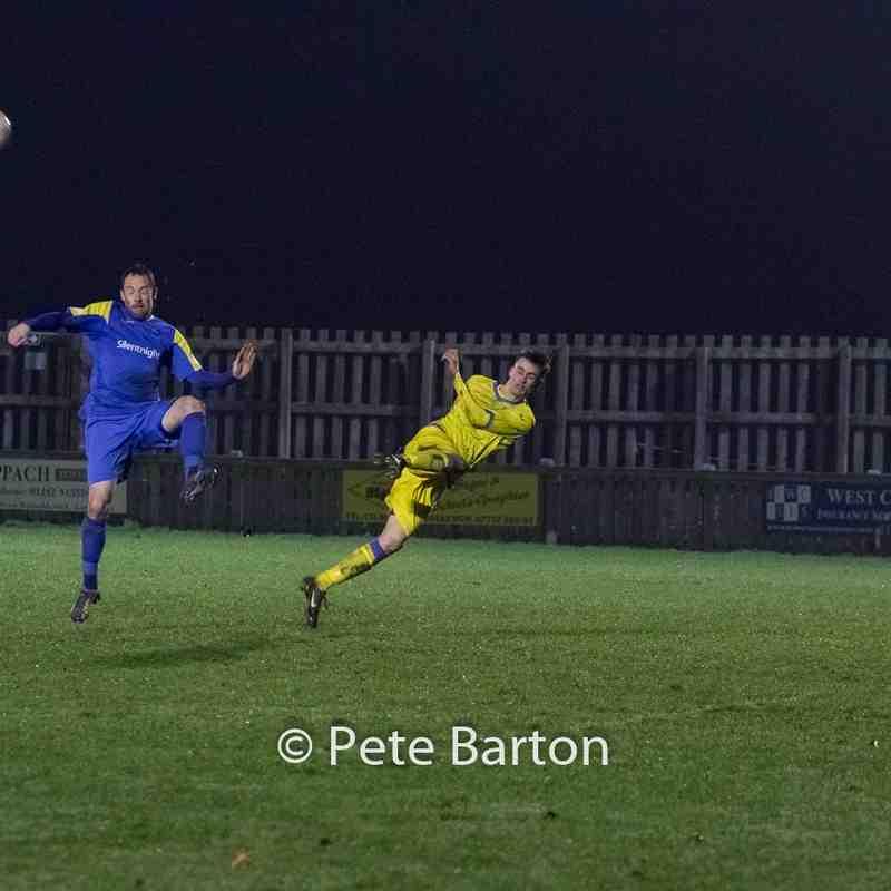 League - Barnoldswick Town 0 Ashton Athletic 0 - 17/12/16