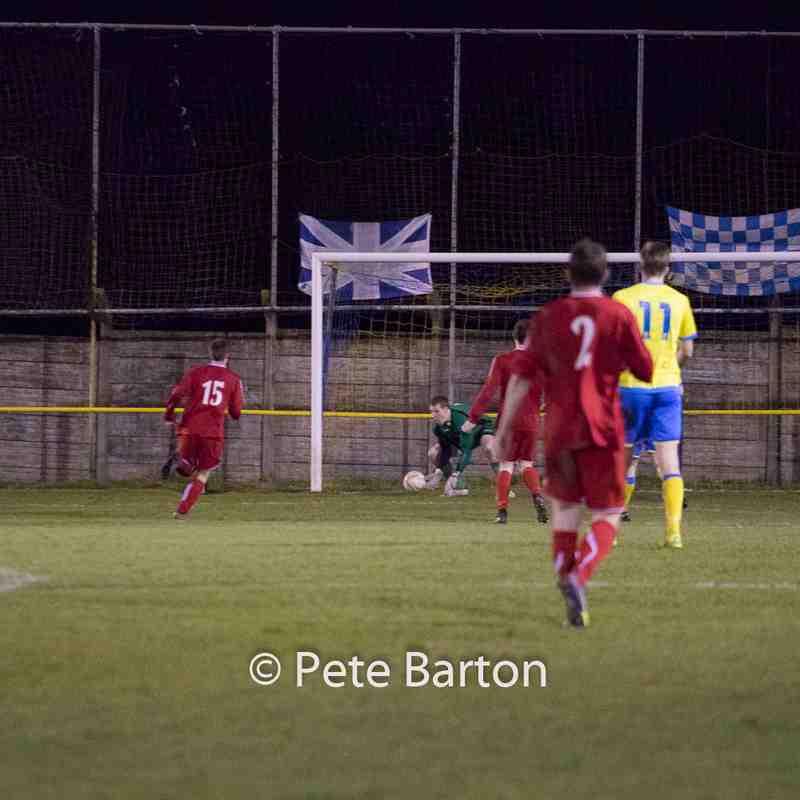 League - Ashton Athletic 0 Barnoldswick Town 4 - 31/12/16