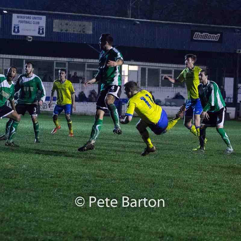 League - 1874 Northwich 1 Ashton Athletic 0 - 7/1/17