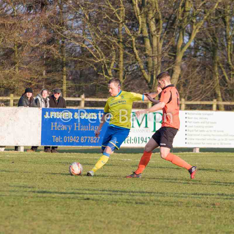League - Ashton Athletic 0 Runcorn Linnets 3 - 18/2/17