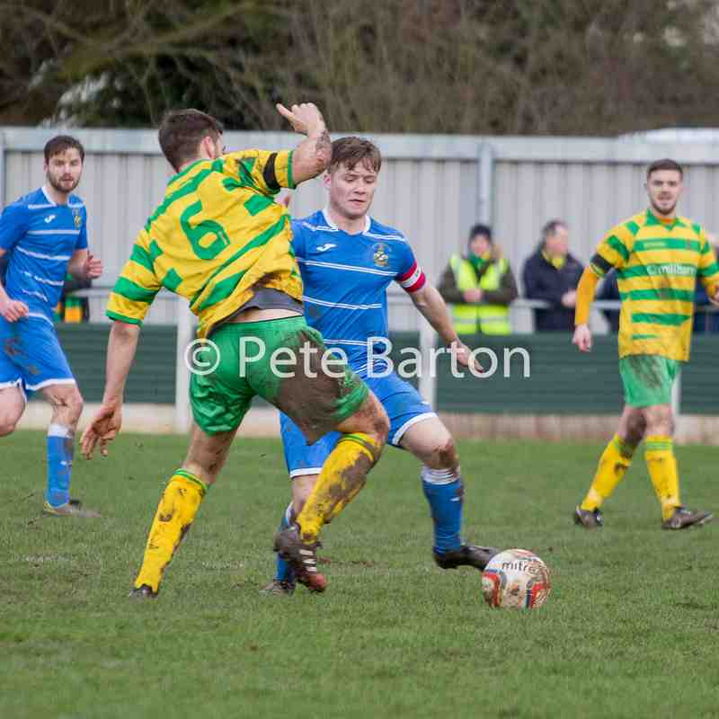 League - Runcorn Linnets 2 Ashton Athletic 1 - 4/3/17