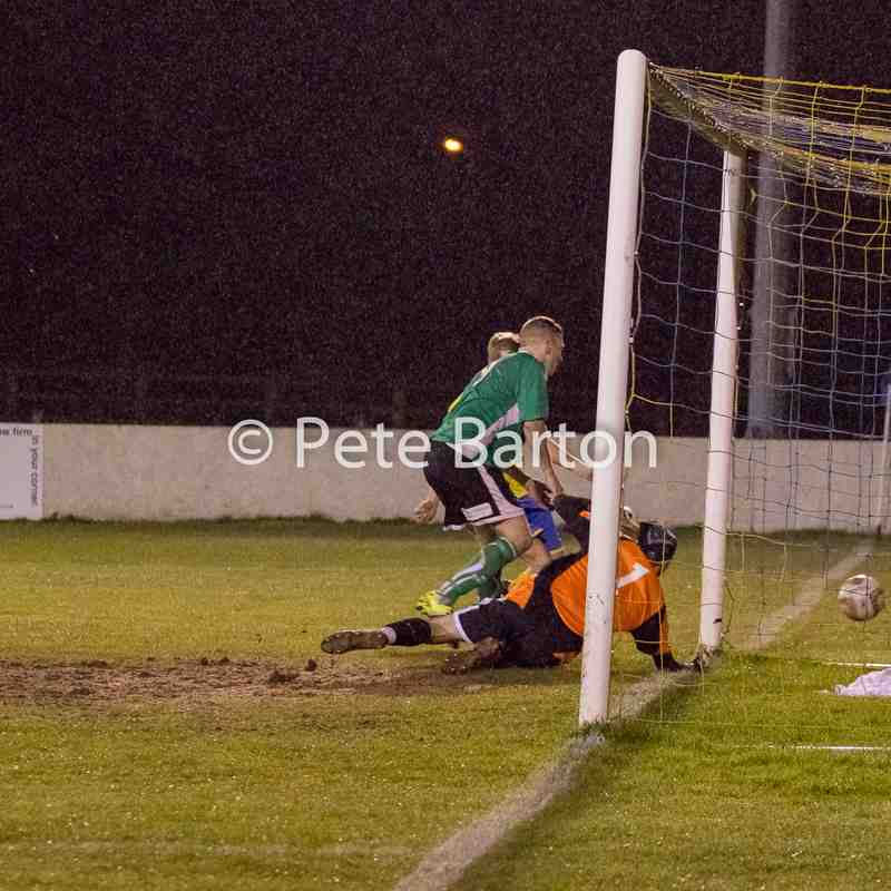 League - Ashton Athletic 3 1874 Northwich 2 - 28/3/17