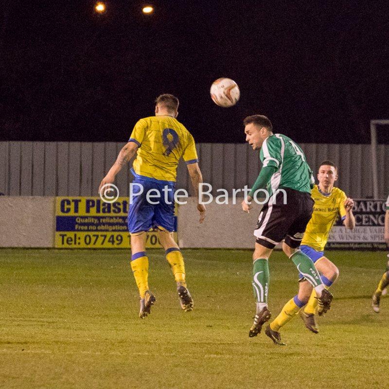 League - Ashton Athletic 3 1874 Northwich 2 - 28/3/17