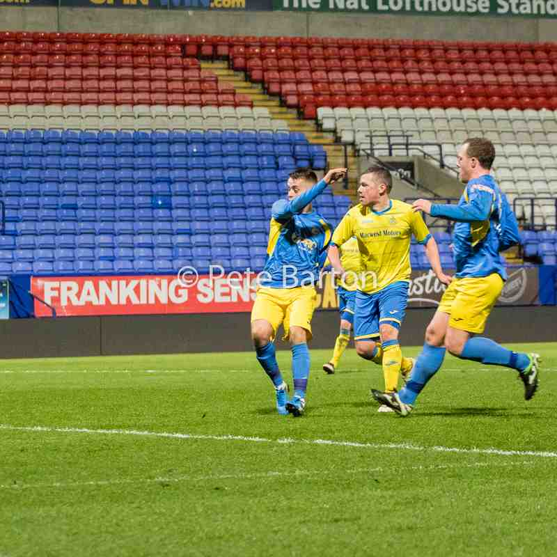 Lancashire Challenge Trophy - Ashton Athletic 2 Radcliffe Borough 1 Part 2