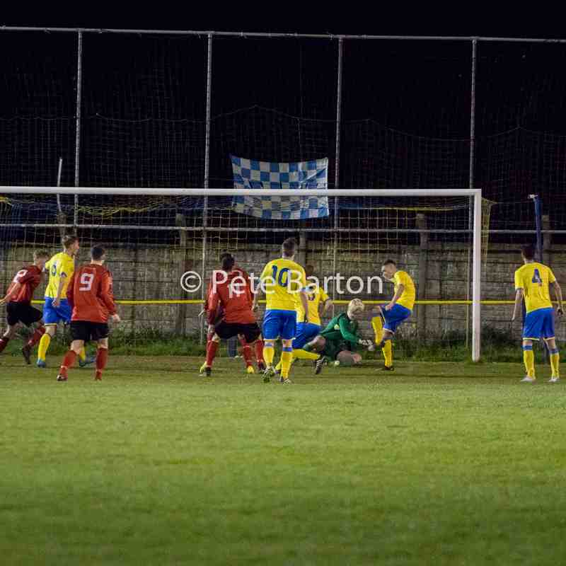 League - Ashton Athletic 0 Abbey Hey 1 - 13/4/17