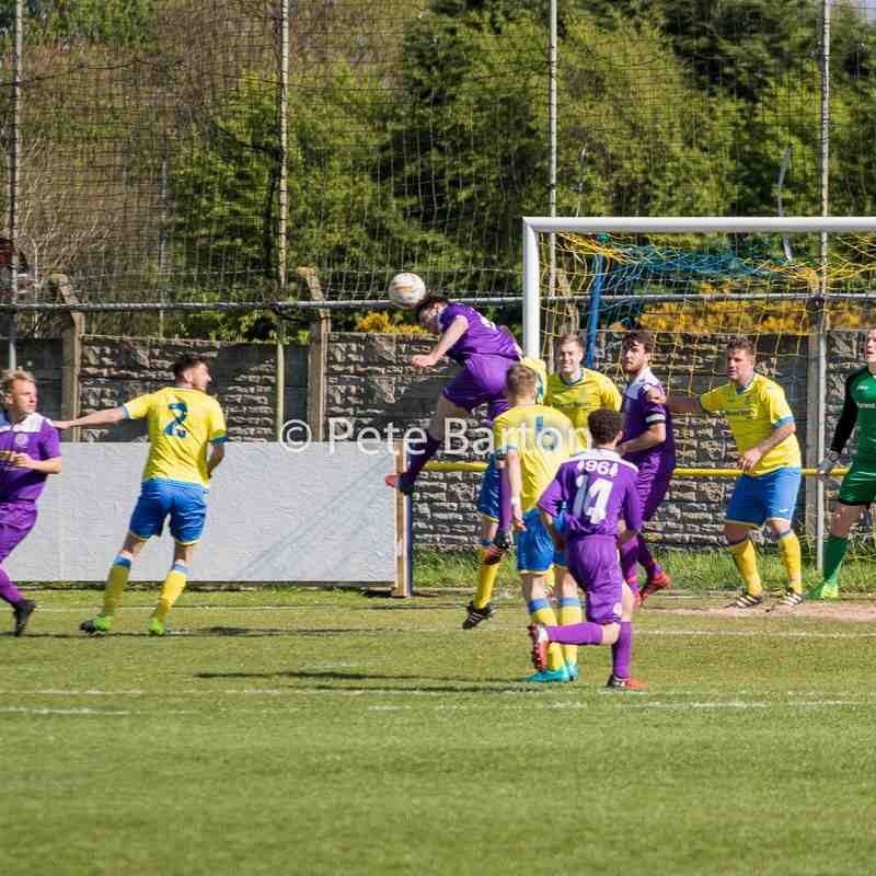 League - Ashton Athletic 2 AFC Liverpool 2 - 22/4/17