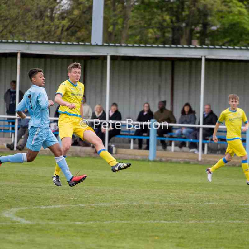 League - Maine Road 0 Ashton Athletic 2 - 29/4/17