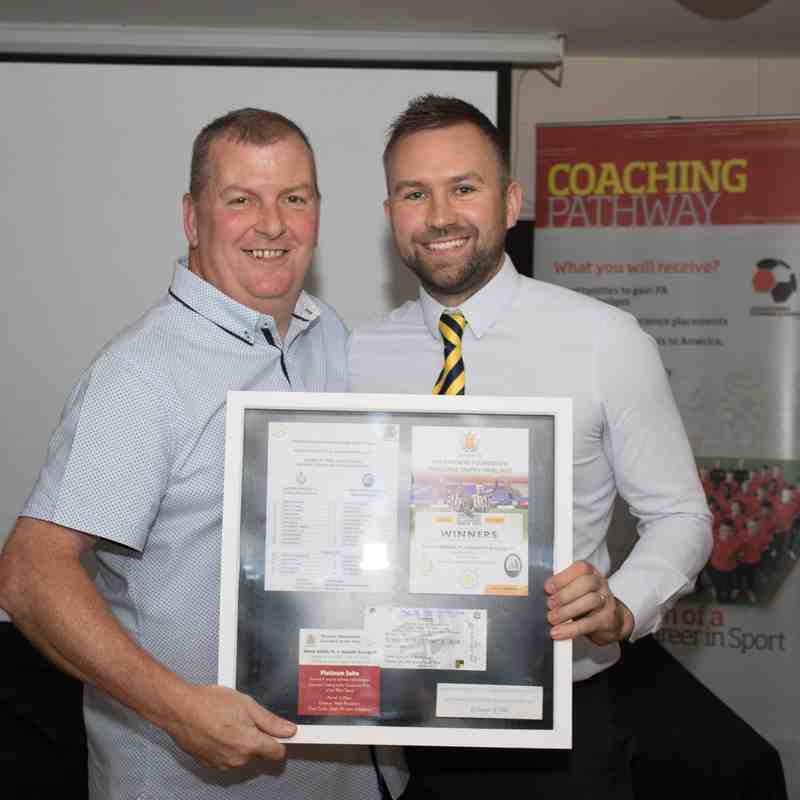 1st Team End of Season Presentation
