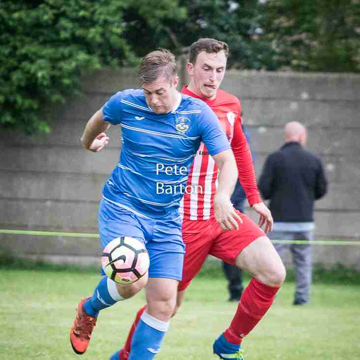 Preseason - Windle Labour 0 Ashton Athletic 6