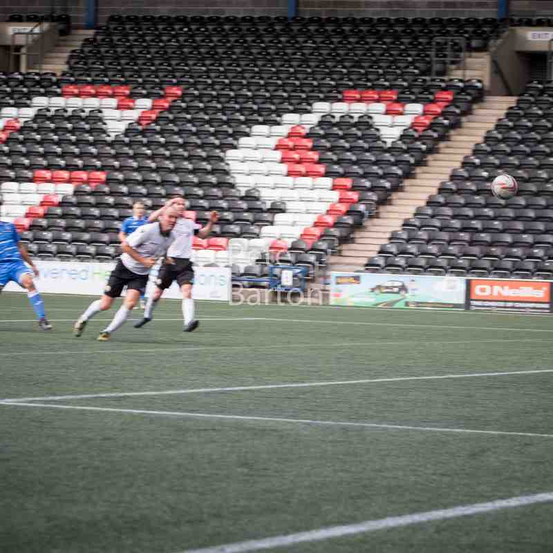 League - Widnes 2 Ashton Athletic 2 - 26/8/17