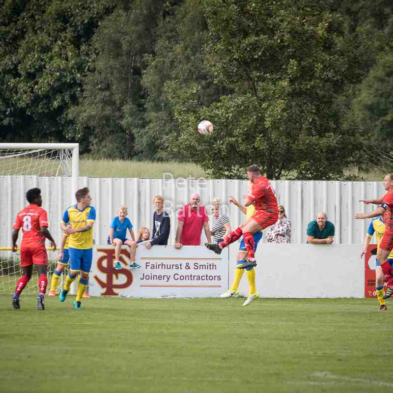 Emirates FA Cup 1st Qualifying Round - Ashton Athletic 2 Bamber Bridge 1 2/9/17