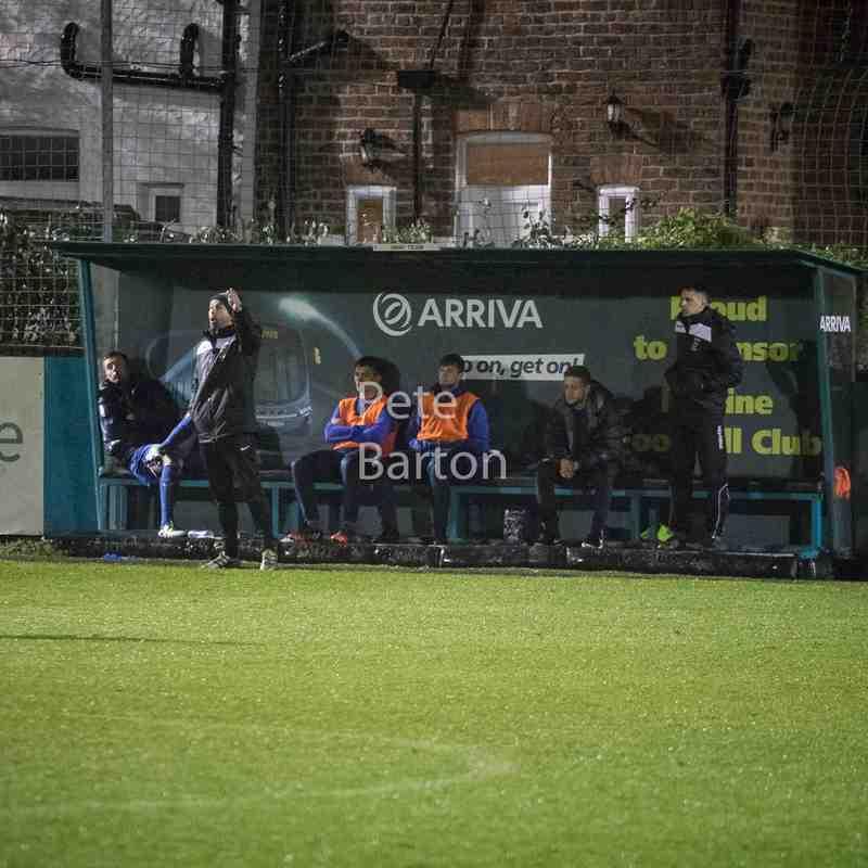 League - AFC Liverpool 1 Ashton Athletic 3 - 4/10/17