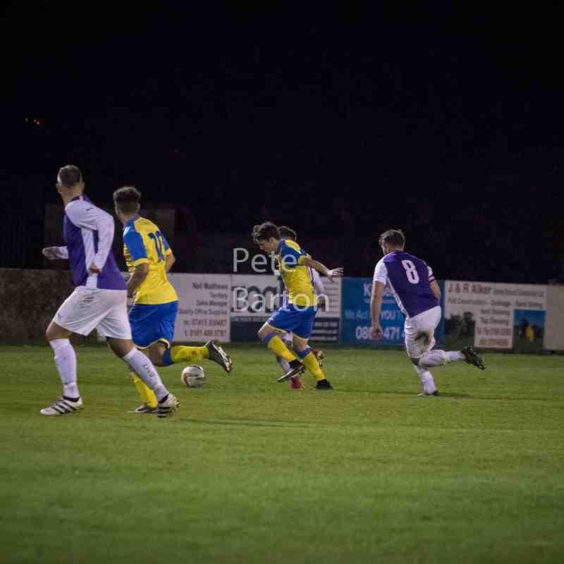 League - Ashton Athletic 5 Northwich Victoria 1 - 10/10/17