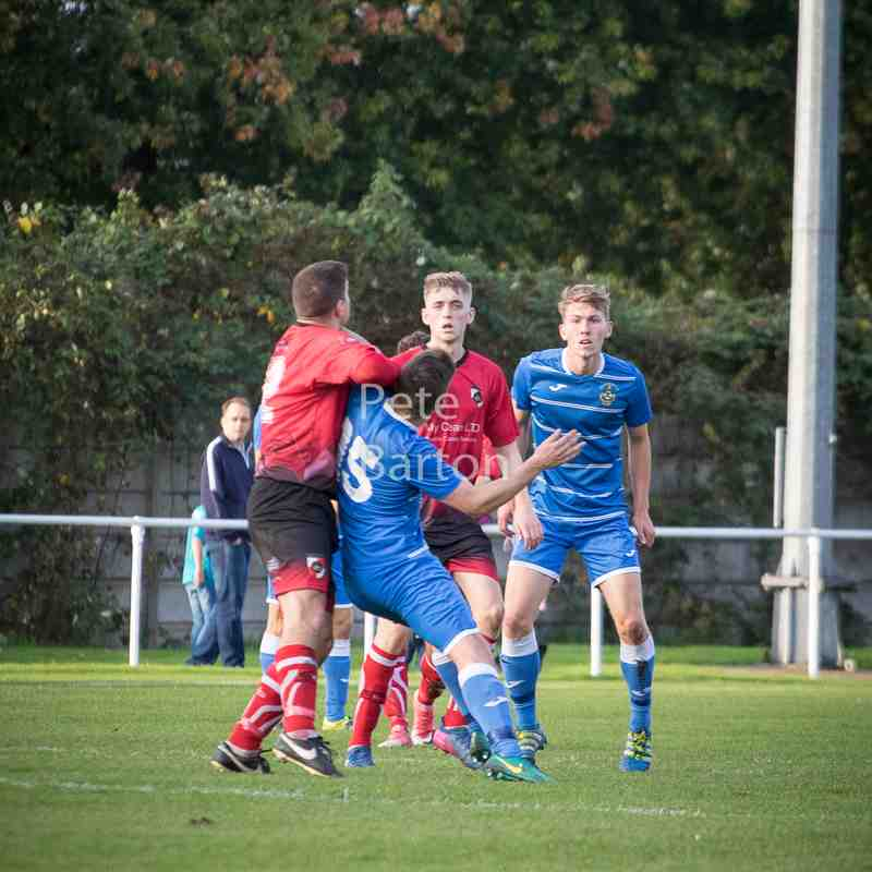 League - Abbey Hey 0 Ashton Athletic 2 - 14/10/17