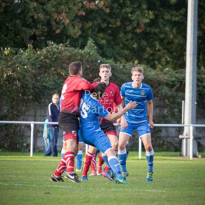 League - Abbey Hey 0 Ashton Athletic 2 - 14/10/17