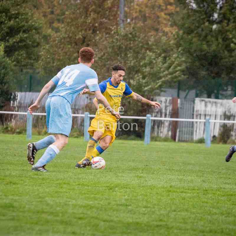 League - Maine Road 0 Ashton Athletic 3 - 28/10/17