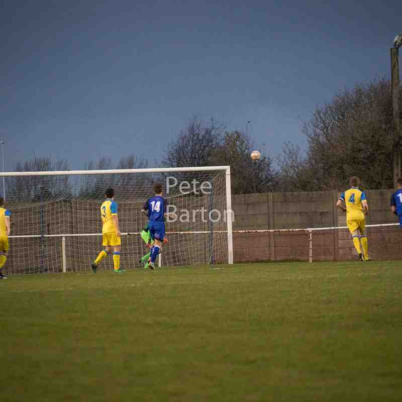 League - Squires Gate 3 Ashton Athletic 1 - 4/11/17