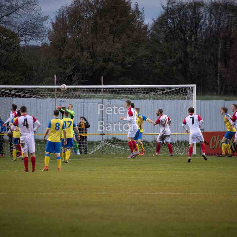 Buildbase FA Vase - Ashton Athletic 1 Morpeth Town 0 - 11/11/17