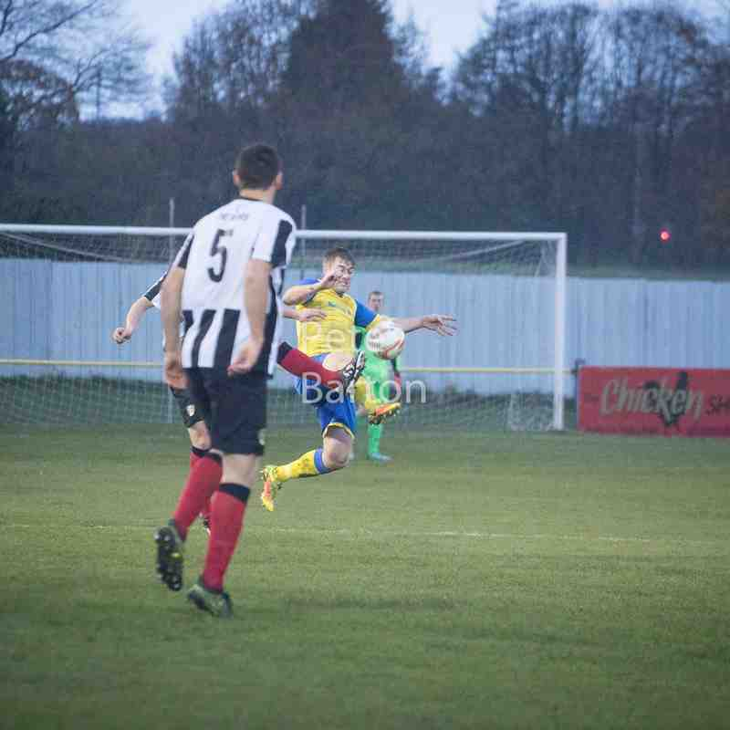 League - Ashton Athletic 4 Congleton Town 2 - 18/11/17