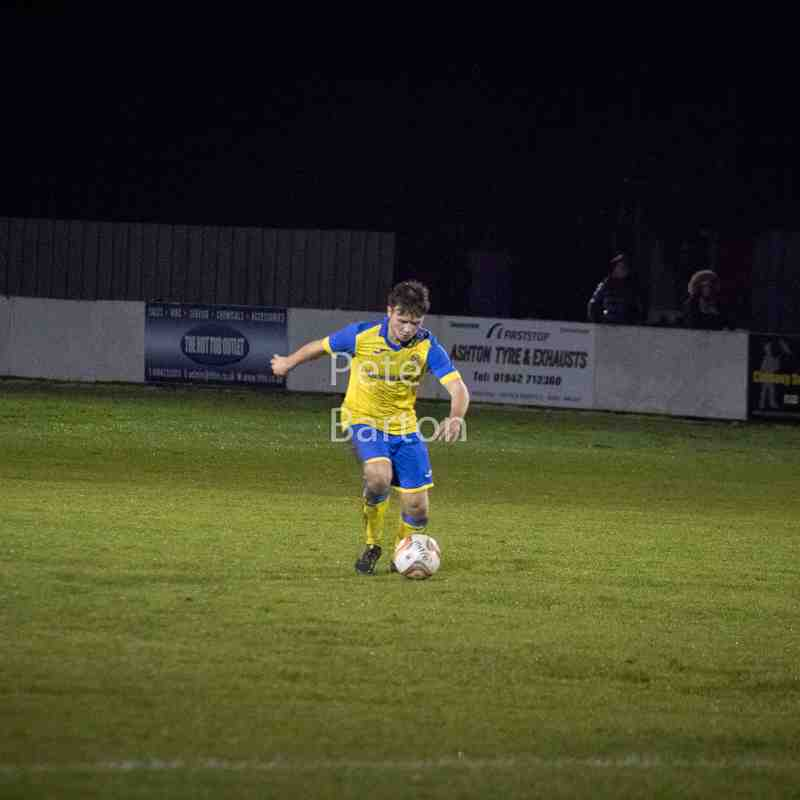 League - Ashton Athletic 0 Winsford United 2 - 5/12/17