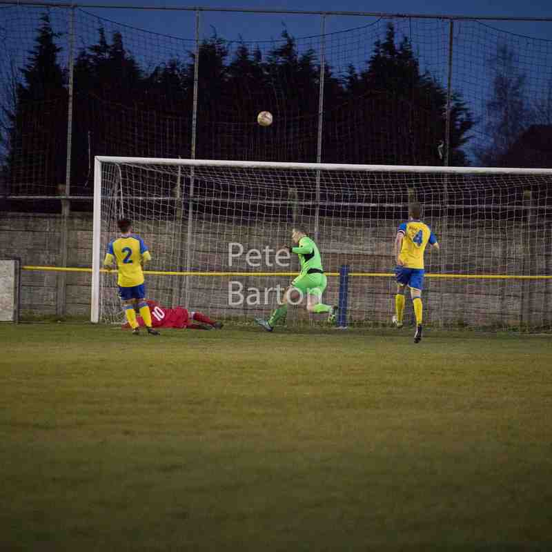 League - Ashton Athletic 2 Padiham 0 - 6/1/18