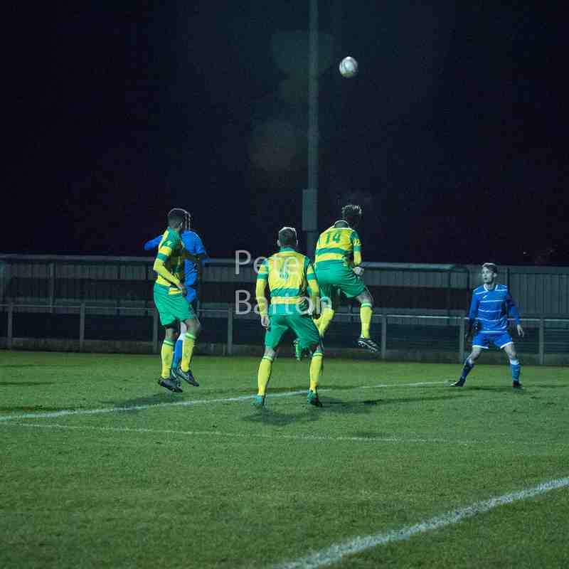 League - Runcorn Linnets 2 Ashton Athletic 0 - 6/2/18