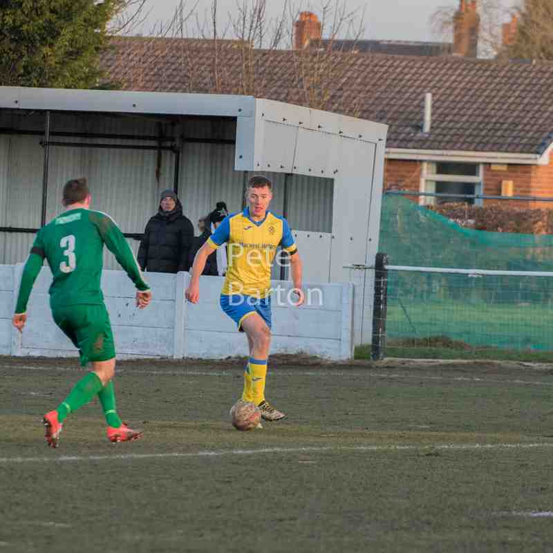 League - Northwich Victoria 0 Ashton Athletic 2 - 26/2/18