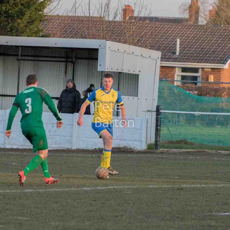 League - Northwich Victoria 0 Ashton Athletic 2 - 26/2/18