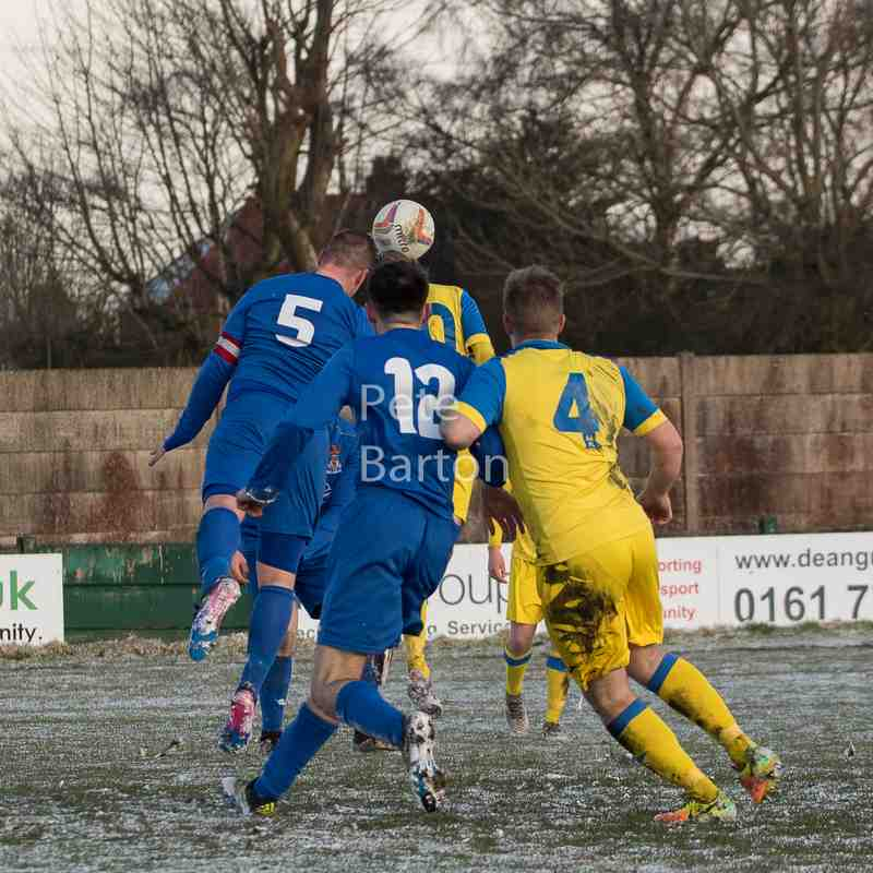 League - Irlam 3 Ashton Athletic 1 - 17/3/18