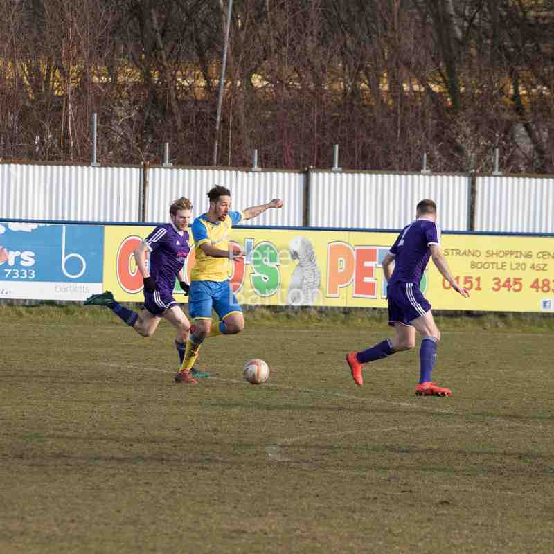 League - City of Liverpool 2 Ashton Athletic 1 - 24/3/18
