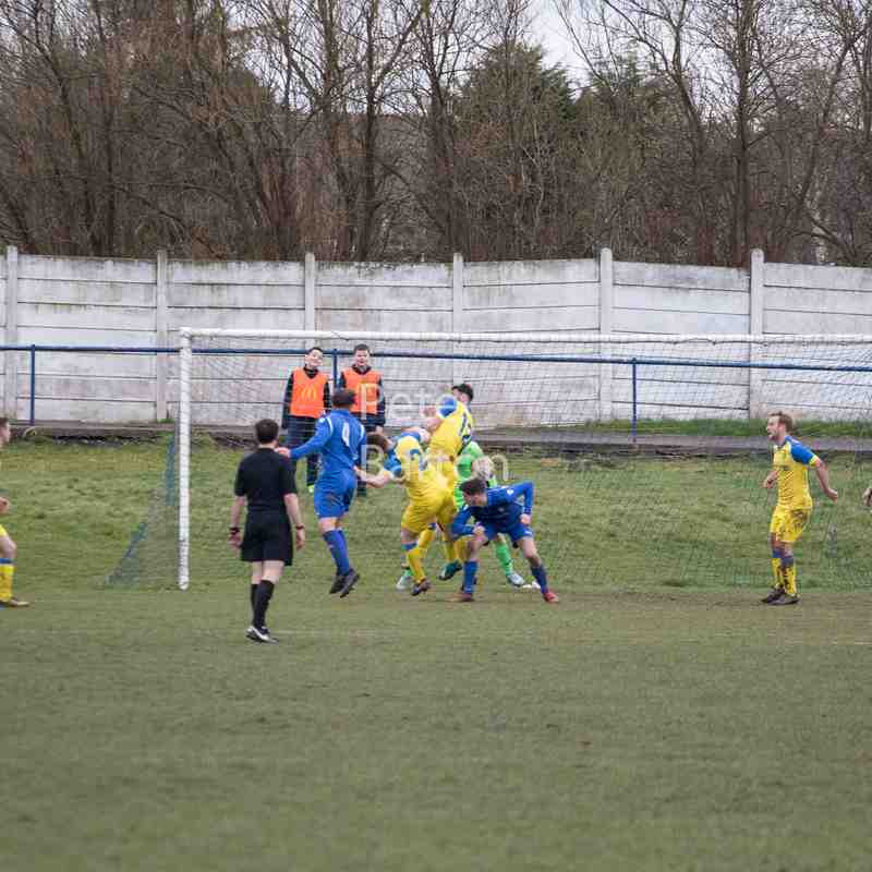 League - Winsford United 3 Ashton Athletic 3 - 31/3/18