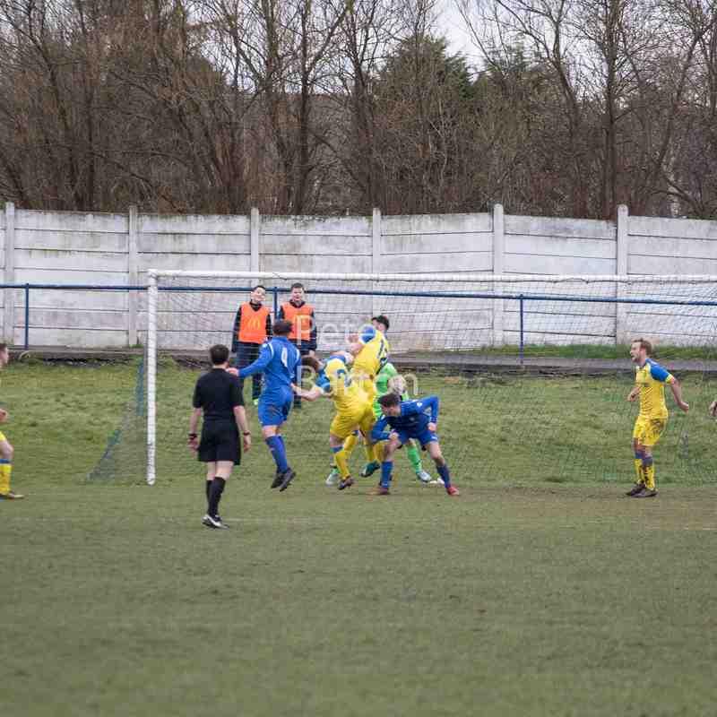 League - Winsford United 3 Ashton Athletic 3 - 31/3/18