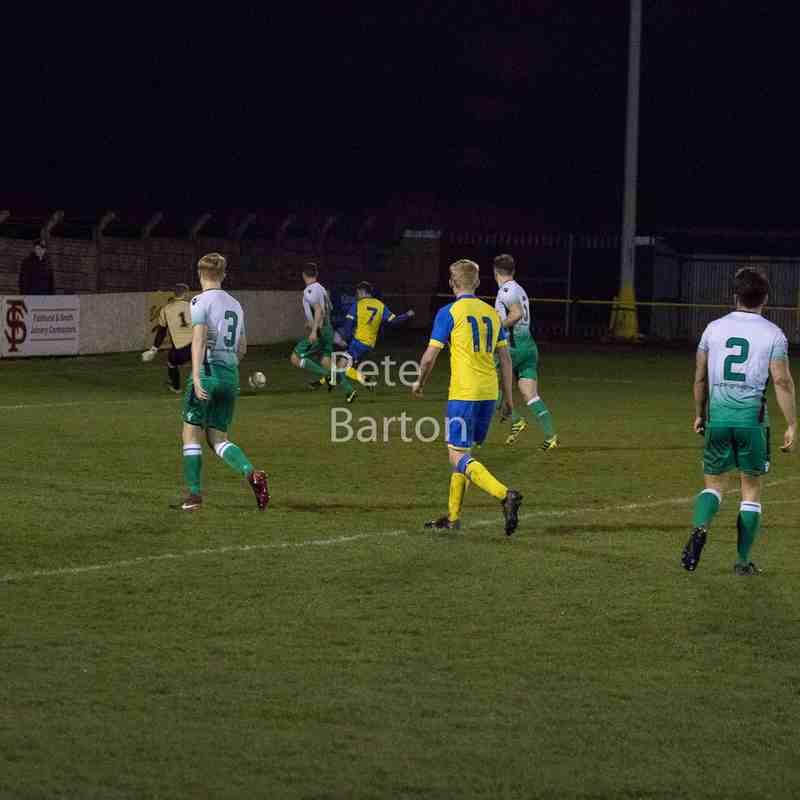 League - Ashton Athletic 5 Charnock Richard 0 - 17/4/18